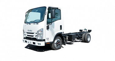 ISUZU ELF 3.5 4x4 SHORT