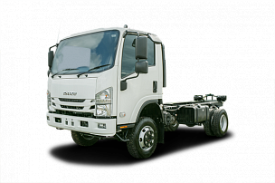 ISUZU ELF 7.5 NORMAL 4X4